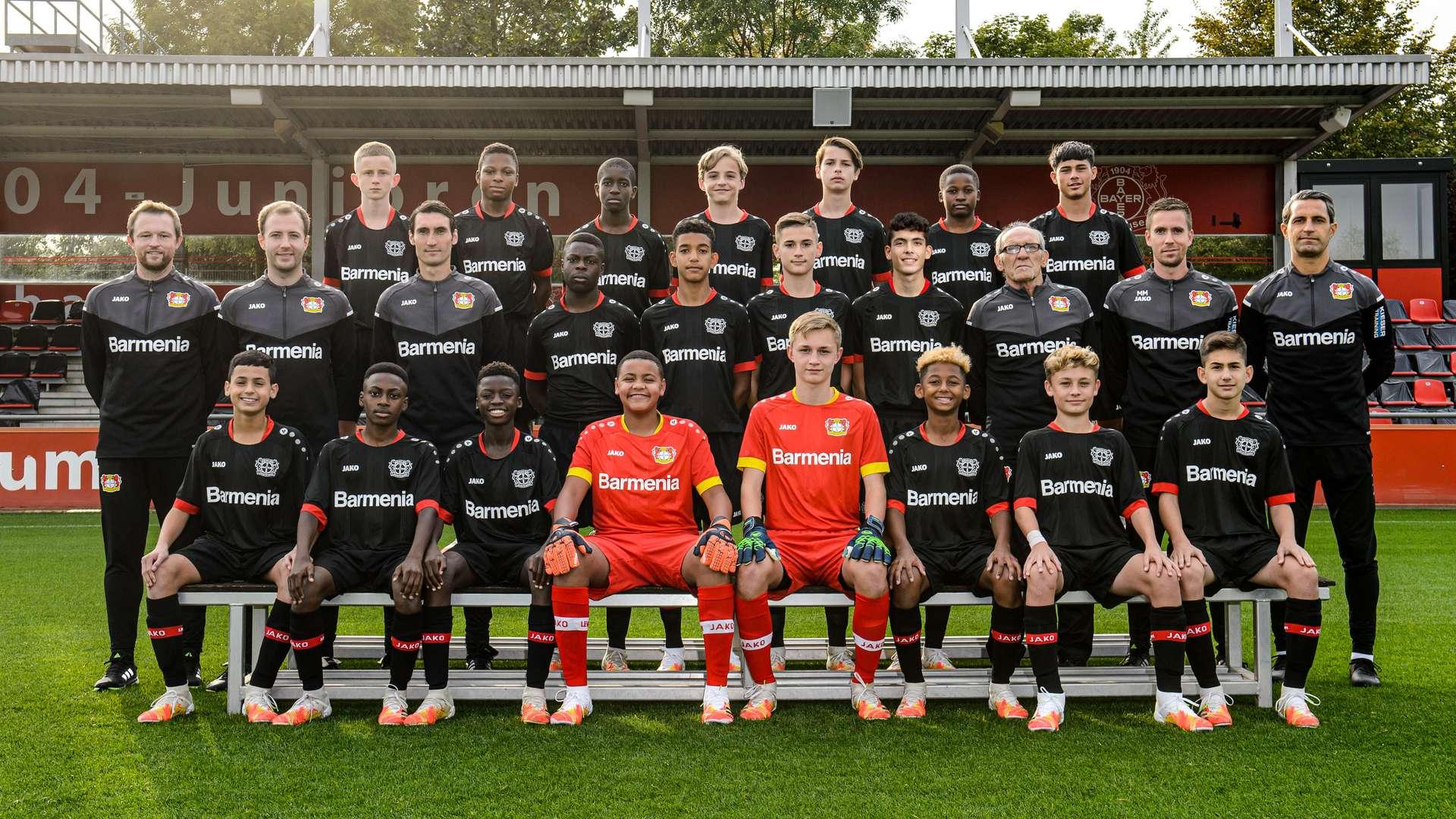 Bayer 04 Spieler